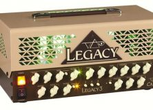 From NAMM: Carvin Steve Vai Signature Legacy III Amp