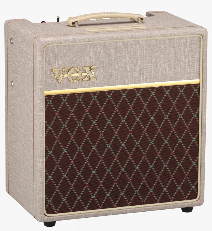 Vox AC4HW1 Amp - Hand Wired - Front