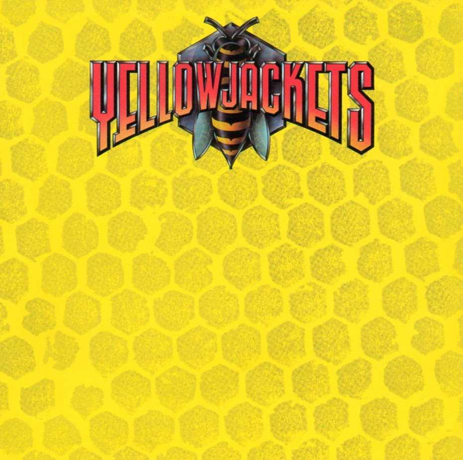 Yellowjackets Album Cover
