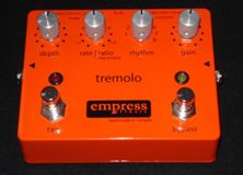 Review: Empress Tremolo Pedal