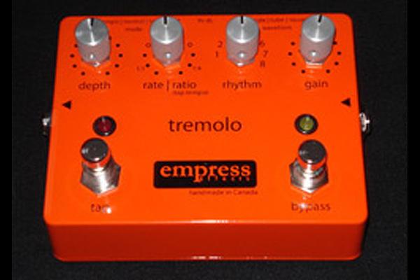 Empress Tremolo Pedal