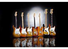 The Fender Select Family