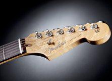 Fender Select Strat Headstock