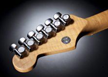 Fender Select Strat Headstock Rear