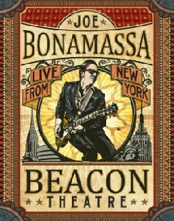 Joe Bonamassa Live at the Beacon