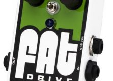 Pigtronix FAT Drive Giveaway Winner