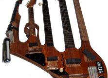 Multi Guitar Instrument Magic