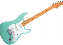 50's Sea Foam Green Fender Stratocaster