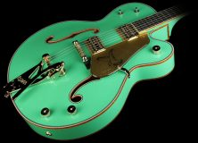 59 Gretsch Falcon Sea Foam Green