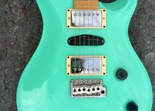 PRS Sea Foam Green