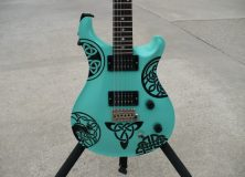 Sea Foam Green PRS
