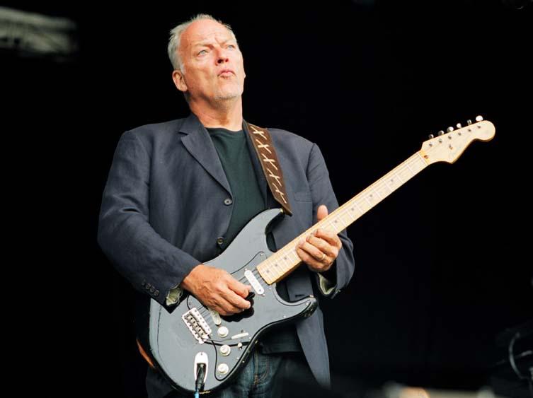 David Gilmour's Stratocaster