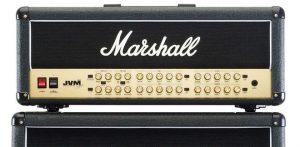 Marshall JVM-410 Satriani Signature Amp