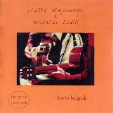 Miroslav Tadic & Vlatko - Live In Belgrade