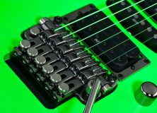 The Ibanez 25th Anniversary Limited Edition S Series