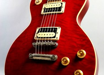 59 Gibson Les Paul - Red Devil