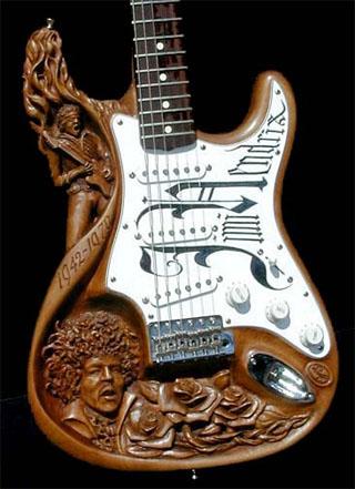 Hendrix Strat - Doug Rowell