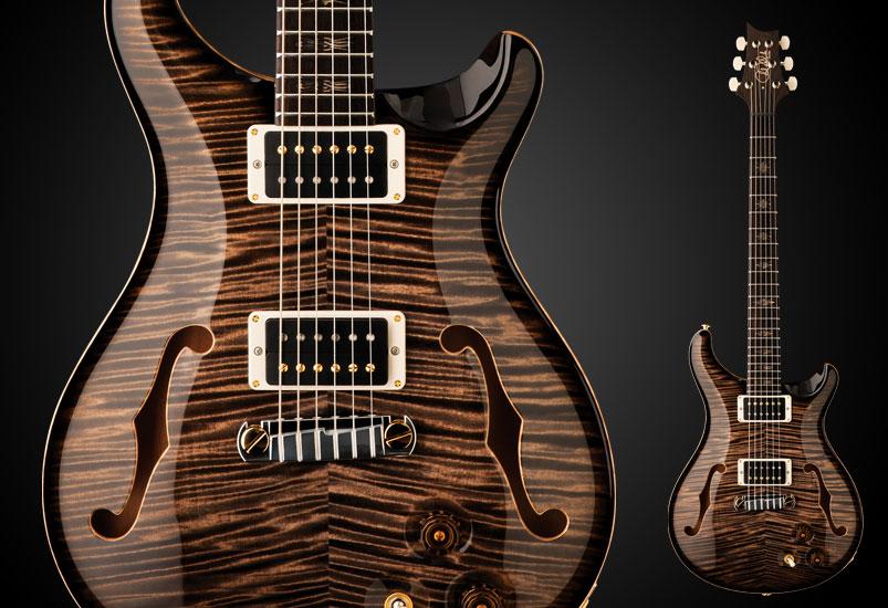 Series III McCarty Semi-Hollow Guitar