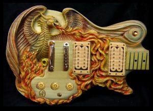 Phoenix Phlame - Doug Rowell