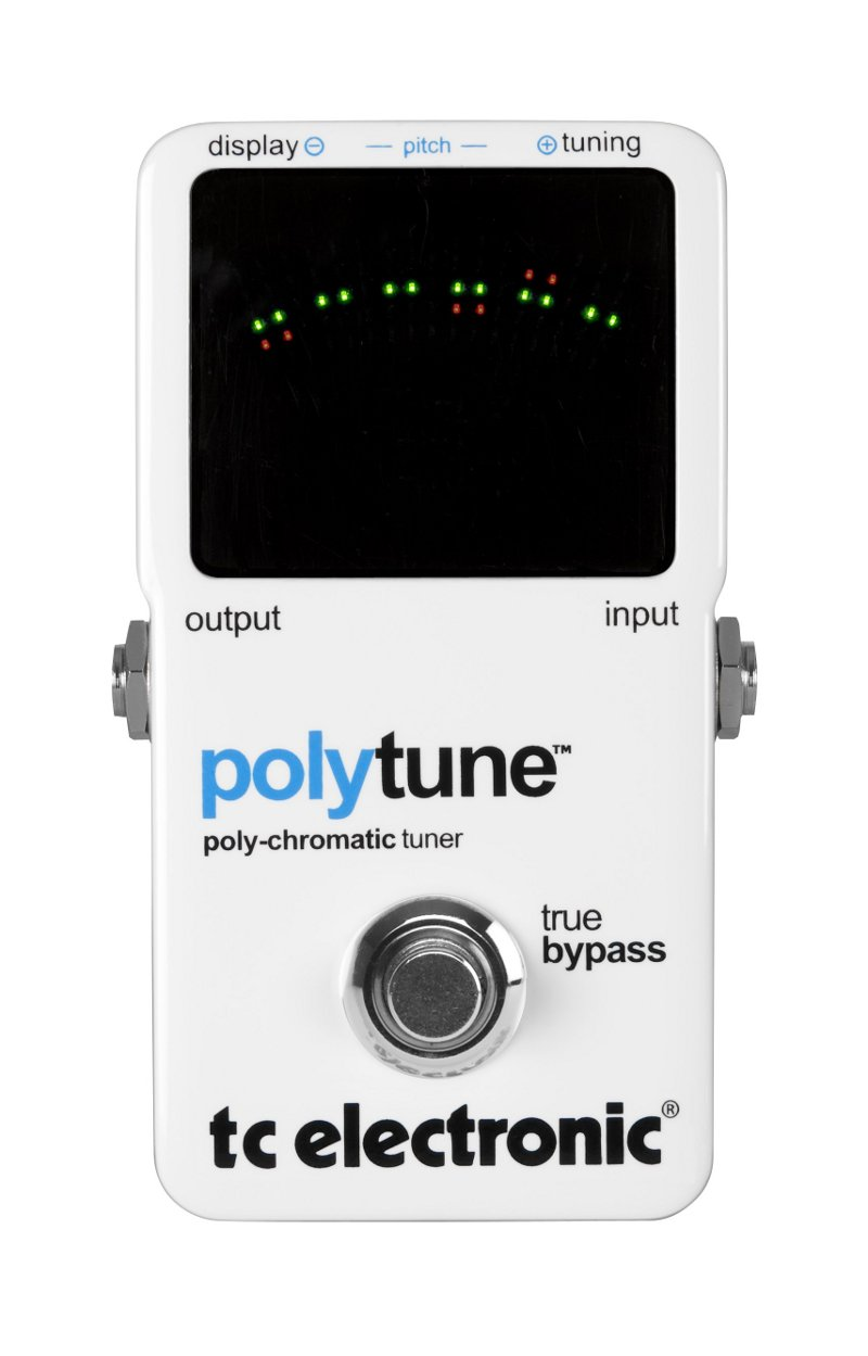 The 5 Best Guitar Pedal Tuners For All Budgets - Guitar-Muse.com
