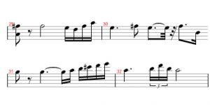 Concerto Main Melody