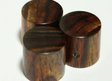 Cocobolo Wooden Guitar Knobs