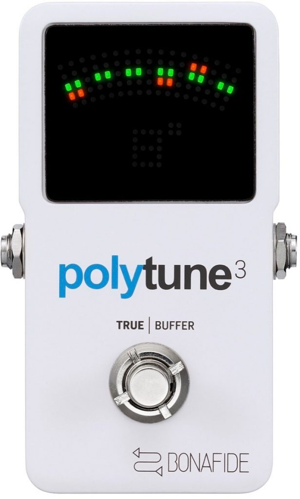 PolyTune 3 Guitar Tuner Pedal