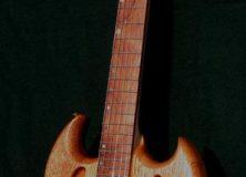6 New Guitars From Eric Joseph