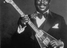 Albert King's Lucy Guitar