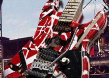 Eddie Van Halen's Frankenstein