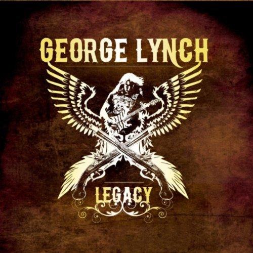 George Lynch - Legacy Album Cover