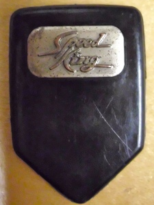 Speed King Pick Front