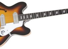 Epiphone's Casino Archtop Electric Guitar