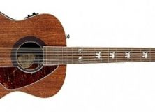 Fender Acoustics NAMM 2012