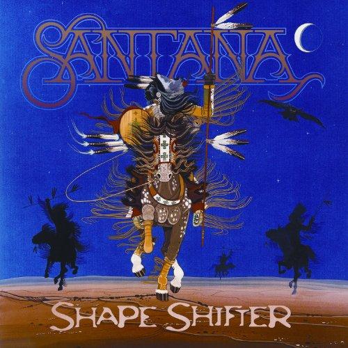 Santana - Shape Shifter Album Art