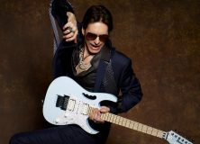 Interview With Steve Vai - The Story Of Light