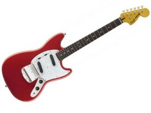 Vintage Modified Squier Mustang