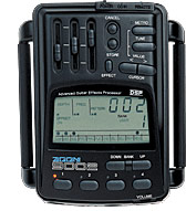 Zoom 9002 Guitar Effects