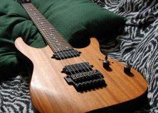 Basswood Guitar