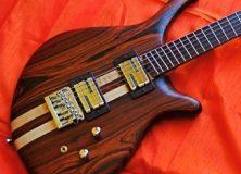 Cocobolo Guitar Wood