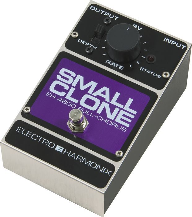 EHX Small Clone Pedal