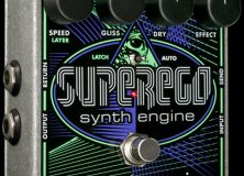Electro-Harmonix Super Ego Synth Engine Pedal Giveaway Winner!  Woo-friggen-hoo!