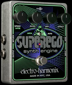 EHX Super Ego