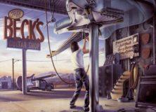 Jeff Beck - Guitar Shop - Album Cover