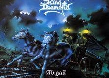 King Diamond - Abigail - Album Cover