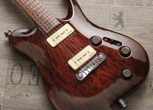 Makore Guitar Wood