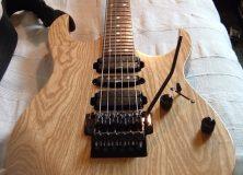 Poplar Guitar Wood