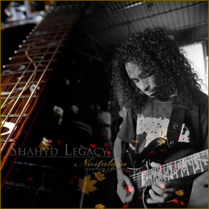 Shahyd - Legacy Nostalgia Cover