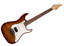 The Suhr Korina Flame Limited Edition