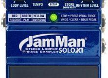 Behold The DigiTech JamMan Solo XT Looper